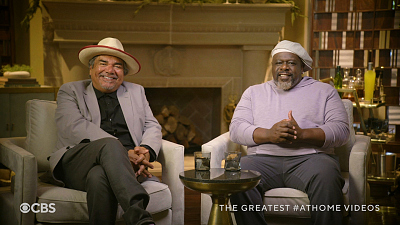The Greatest #StayAtHome Videos Hosted by Cedric The Entertainer'