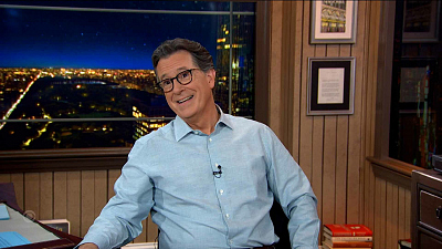 The Late Show with Stephen Colbert'