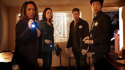 CSI: Vegas'