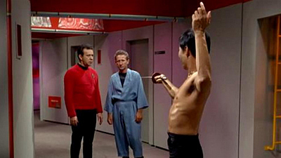 Star Trek: The Original Series (Remastered) - The Naked Time