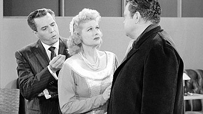 I Love Lucy - Lucy Meets Orson Welles