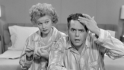 I Love Lucy'