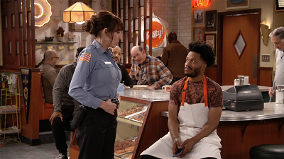 Superior Donuts - Is There a Problem, Officer?