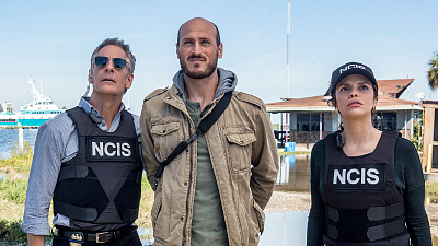 NCIS: New Orleans - Monster