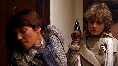 Cagney & Lacey - Street Scene