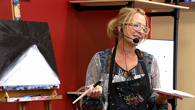 Undercover Boss - Painting with a Twist