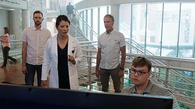 NCIS: New Orleans - The Accident