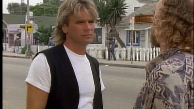MacGyver Classic - The 'Hood