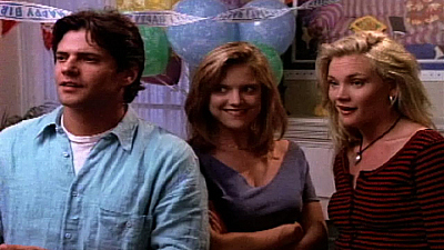 Melrose Place (Classic) - Burned