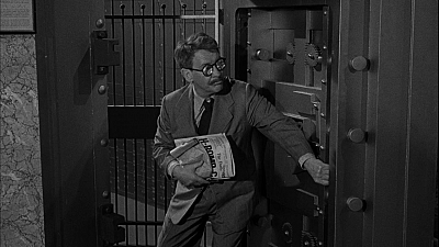The Twilight Zone Classic - Time Enough At Last