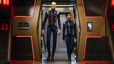 Star Trek: Discovery - The Butcher's Knife Cares Not for the Lamb's Cry