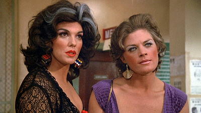 Cagney & Lacey - You Call this Plain Clothes?