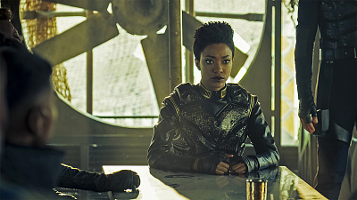 Star Trek: Discovery - The Wolf Inside