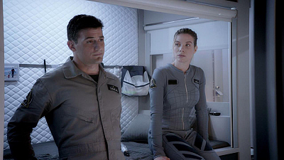 Extant - Before the Blood