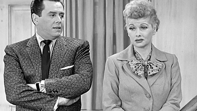 I Love Lucy - Lucy Misses the Mertzes