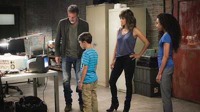 Extant - Don't Shoot The Messenger