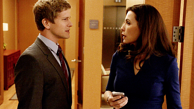 The Good Wife - Crash