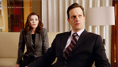 The Good Wife - Threesome