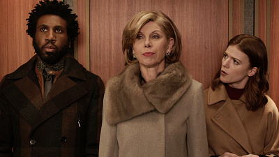 The Good Fight - Reddick v Boseman
