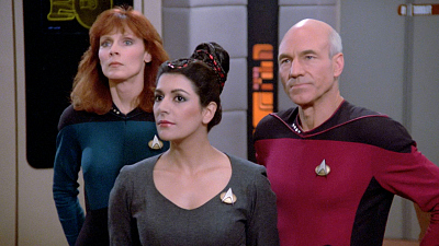 Star Trek: The Next Generation - Code Of Honor