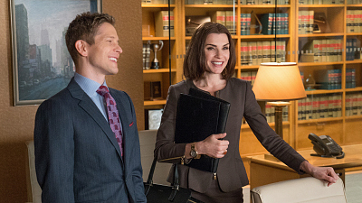 The Good Wife - Tracks
