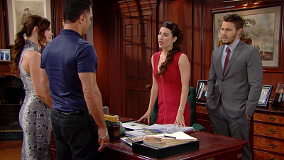 The Bold and the Beautiful - 9/17/2015