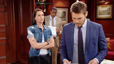 The Bold and the Beautiful - 9/16/2015