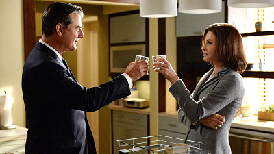 The Good Wife - Driven