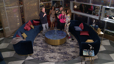 Celebrity Big Brother - Episode 12