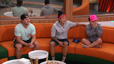 Big Brother - Episode 34