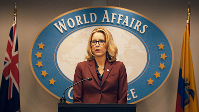 Madam Secretary - The Call
