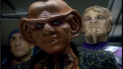Star Trek: Deep Space Nine - The Passenger