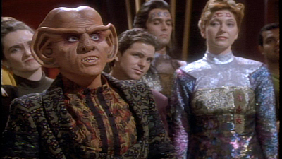 Star Trek: Deep Space Nine - Move Along Home