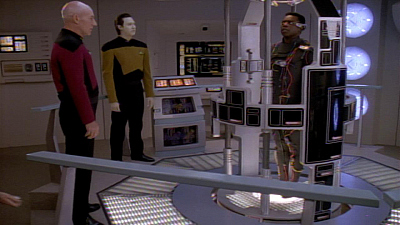 Star Trek: The Next Generation - Interface