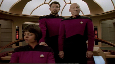 Star Trek: The Next Generation - Phantasms