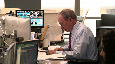60 Minutes - Bloomberg, Cook County Jail, King of CrossFit