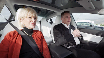 60 Minutes - Elon Musk, Screen Time, Ryan Speedo Green