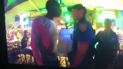 CBS This Morning - Miami Beach cop turns in video of colleague