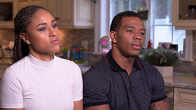 CBS This Morning - Ray & Janay Rice on NFL assault incidents