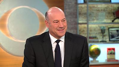 CBS This Morning - Gary Cohn on US economy, government shutdown