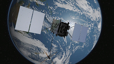 CBS This Morning - New generation of GPS satellites launching