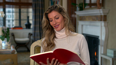 CBS This Morning - Note to Self: Gisele Bündchen