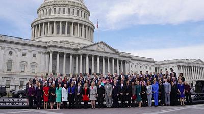 CBS This Morning - New members of Congress navigate shutdown
