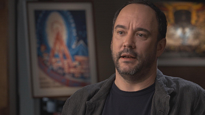 CBS This Morning - Dave Matthews on the joy and freedom of music