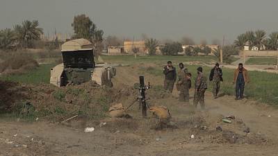 CBS This Morning - US still battling ISIS in Syria amid WH claims