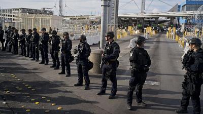 CBS This Morning - Shutdown began over border, now petty politics