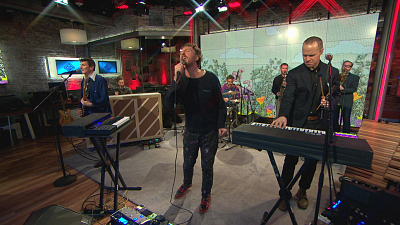 "CBS This Morning - Guster performs ""Overexcited"""