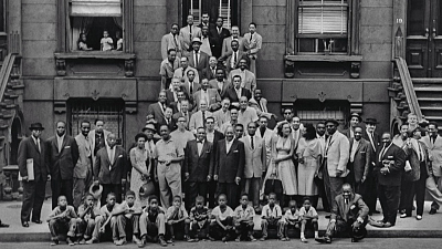 "CBS This Morning - Revisiting 1958 photo ""A Great Day in Harlem"""