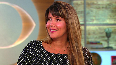 "CBS This Morning - Patty Jenkins: Dark story of ""I Am the Night"""