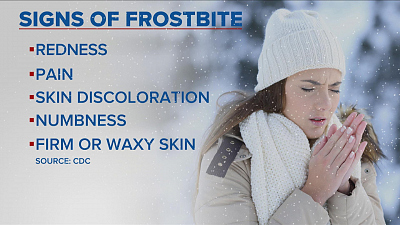 CBS This Morning - Protect yourself in dangerous cold weather